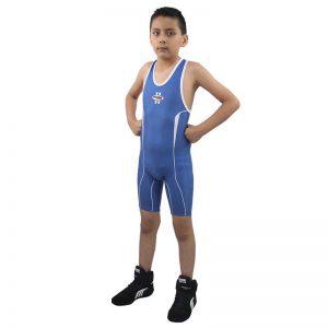 Butarga Infantil de Lucha o Wrestling kids Singlet