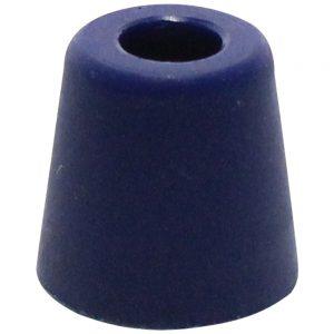 Tuerca o pomo para empuñadora de sable Azul