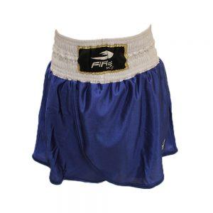 Falda para boxeo olímpico femenil Azul