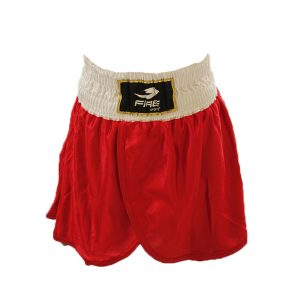 Falda para boxeo olímpico femenil Rojo