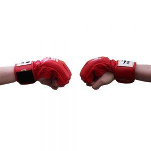 Guantes para MMA Rojos
