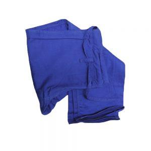 Pantalon para judogui azul 1000 g