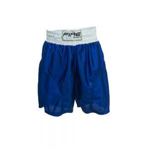 Short para boxeo olímpico varonil Azul