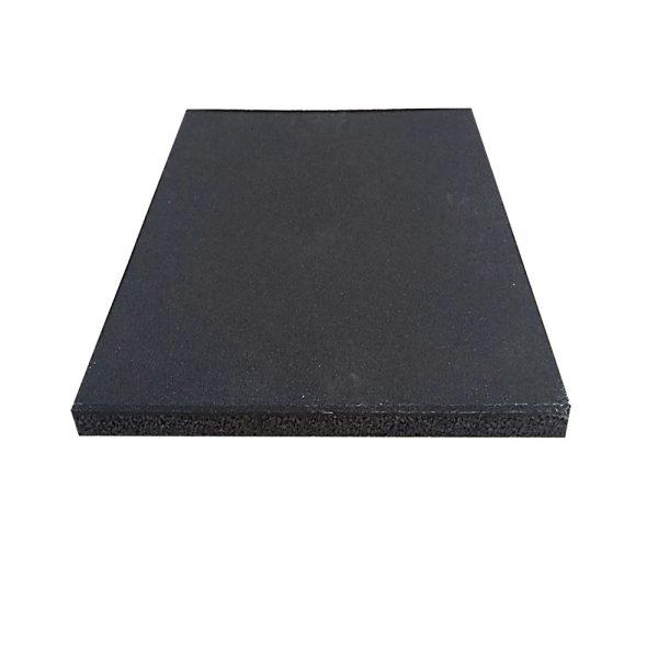 Piso de caucho de alta densidad para gimnasio