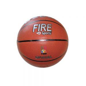 Balón de Baloncesto Piel Indoor Oficial FMB