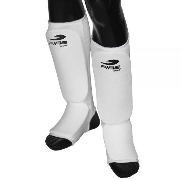 Espinilleras tipo calceta para Taekwondo