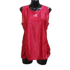 Camiseta para boxeo olímpico Femenil Rojo