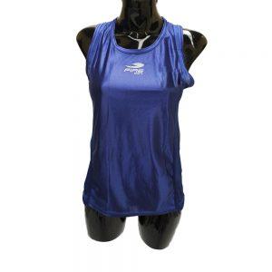 Camiseta para boxeo olímpico Femenil Azul