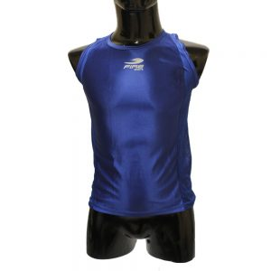 Camiseta para boxeo olímpico Varonil Azul