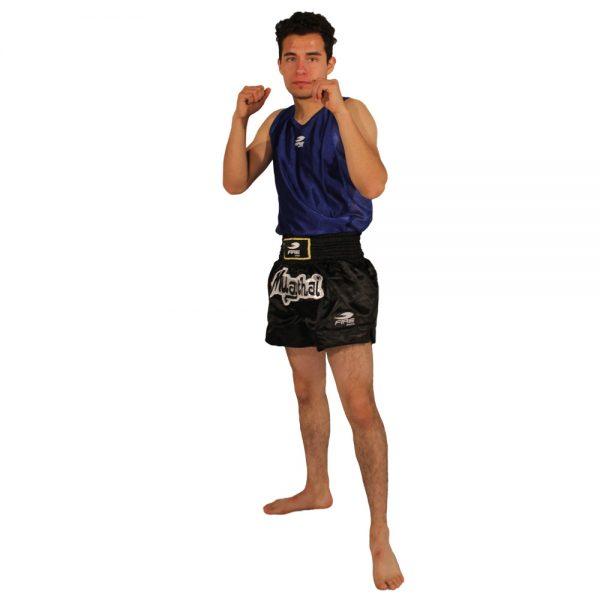 Uniforme de competencia oficial completo para Muay Thai