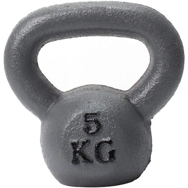 Pesa rusa Kettlebell Hierro Fundido (pieza) 5kg