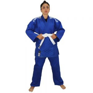 Judogui Extra Heavy Elite para competencia FMJ 750gr Azul