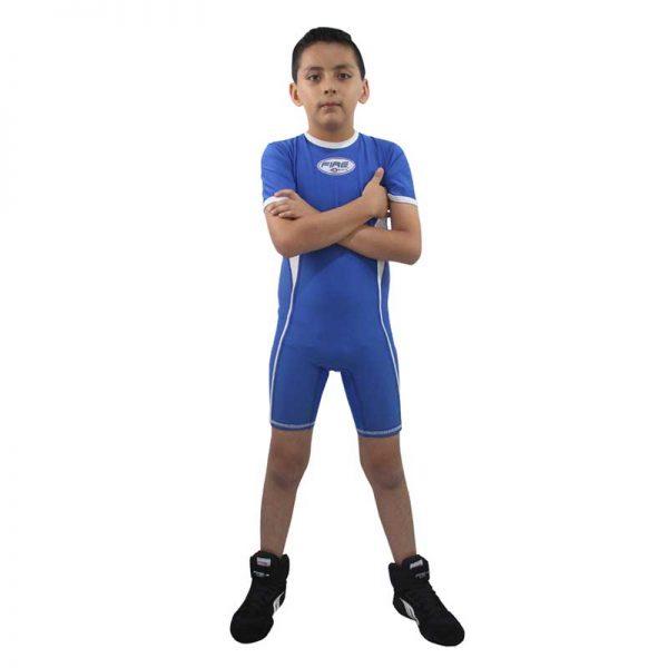 Butarga o maillot para Halterofilia Infantil